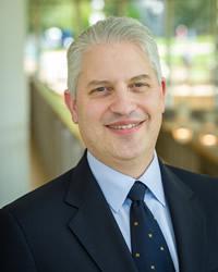 Head shot of Dr. David Pinsky